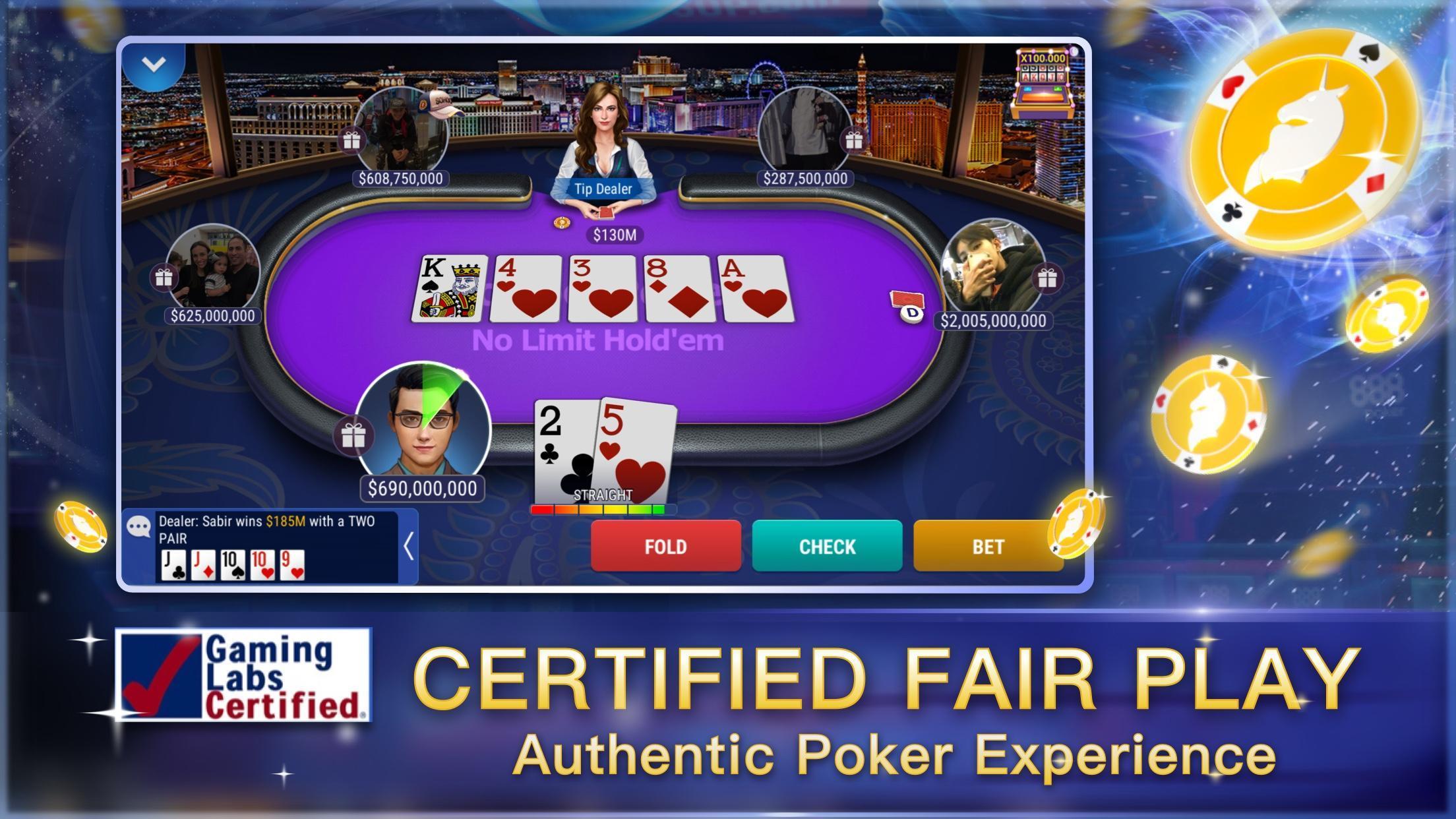 Main Sohoo Poker - Texas Holdem