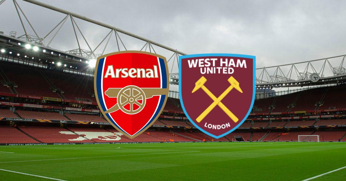 Hasil Pertandingan Arsenal vs West Ham United